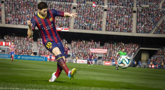 Video esultanze Fifa 15 !